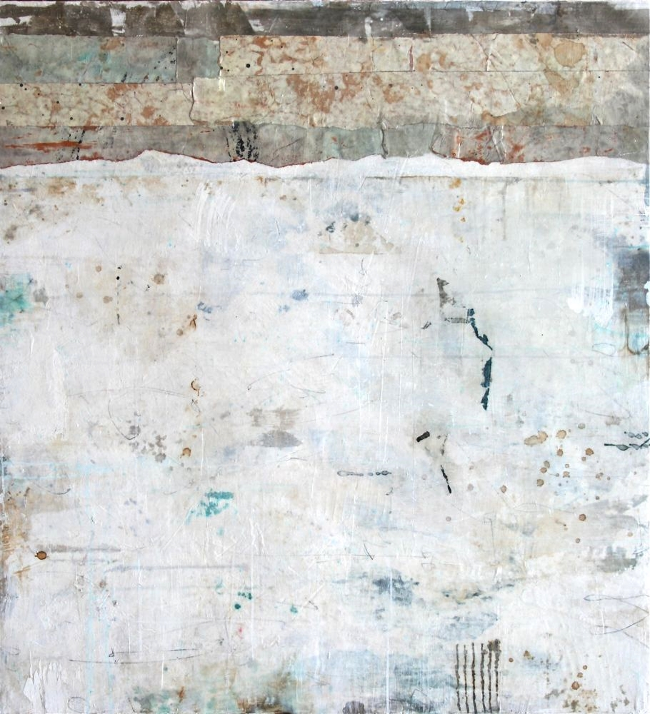 dominion  mixed media / panel  48 x 46 x 2  sold