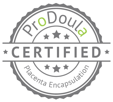 Katie Brenner ProDoula Certified Placenta Encapsulation