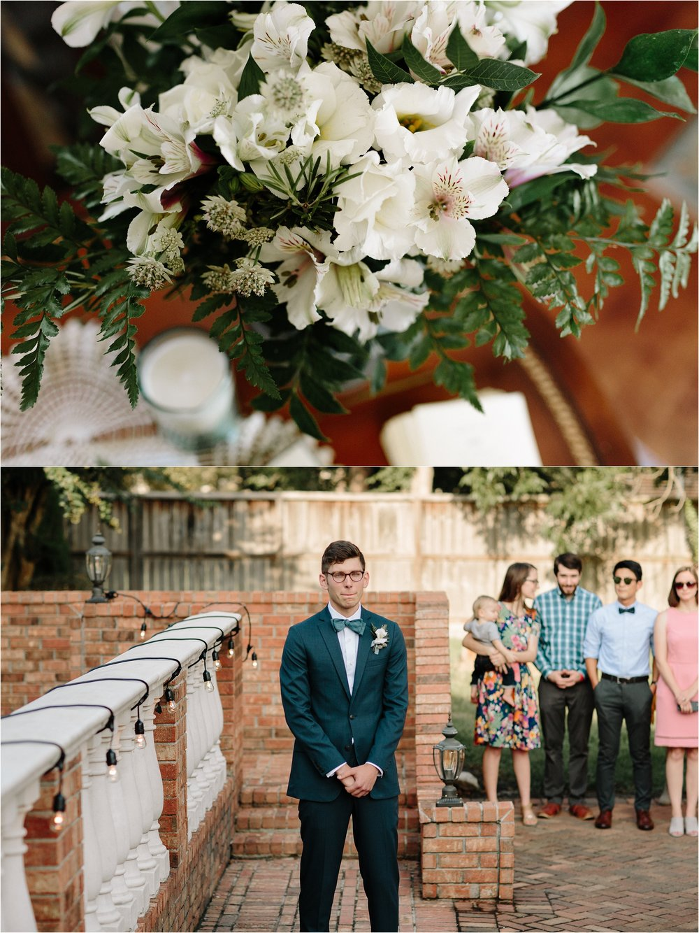 Illinois Backyard Wedding