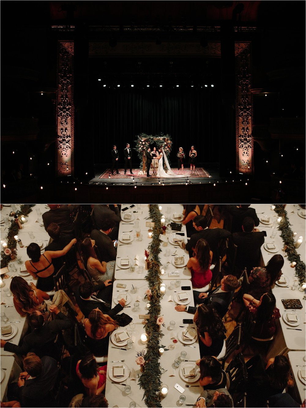 Thalia Hall Chicago Wedding
