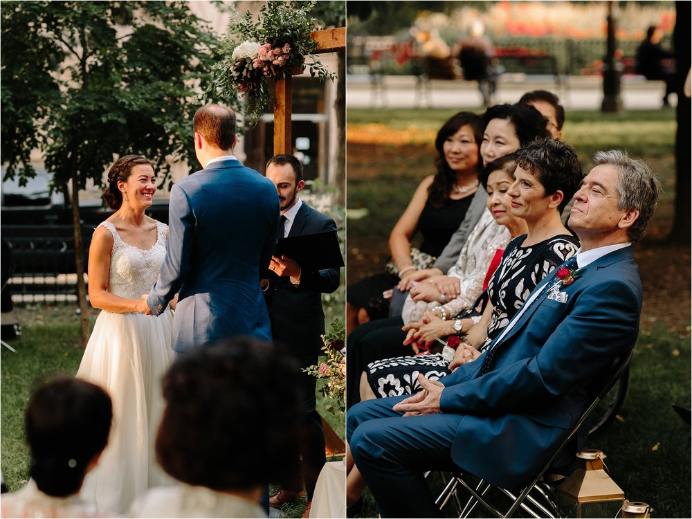 Newberry Library Chicago Wedding