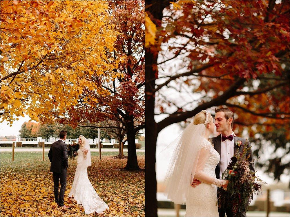 Northfork Farm Oswego, IL Wedding
