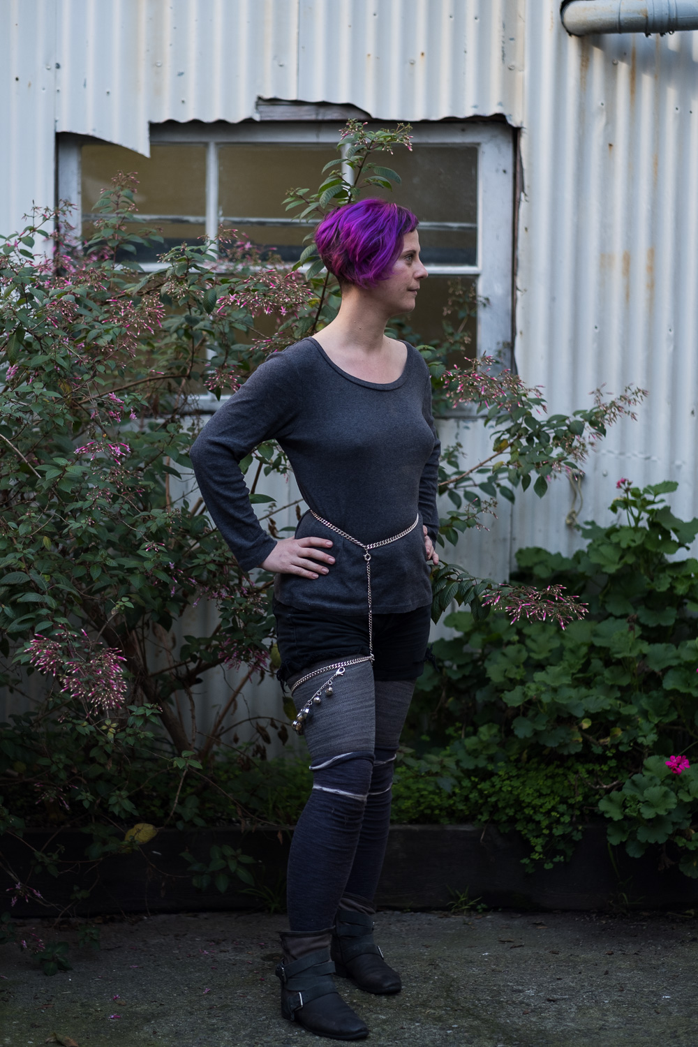 Seed Bank Thigh Holster
