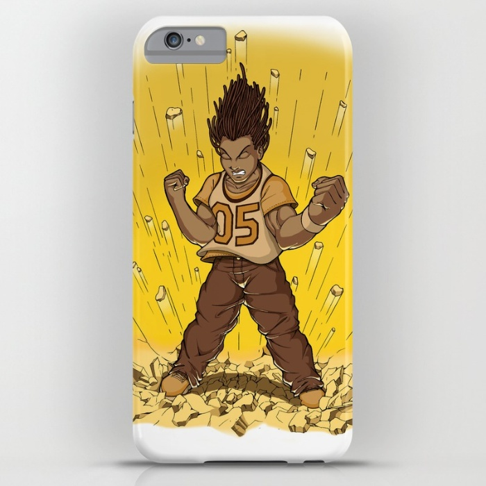"""Charged Up"" iPhone 6 Slim Case"