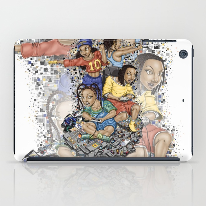 """Growing Up Nintendo"" iPad Mini Case"