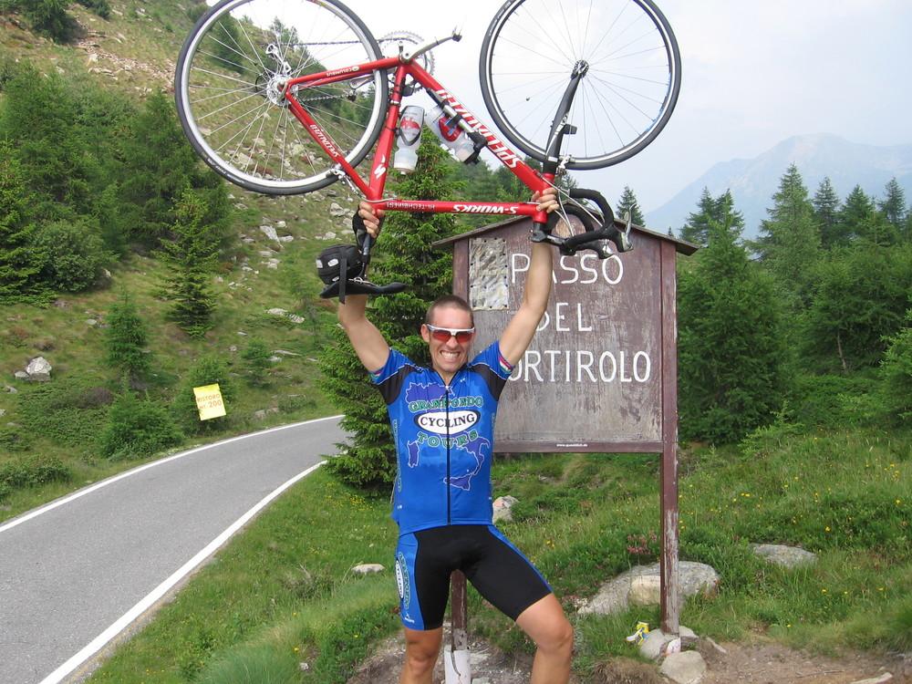 passo mortirolo cycling