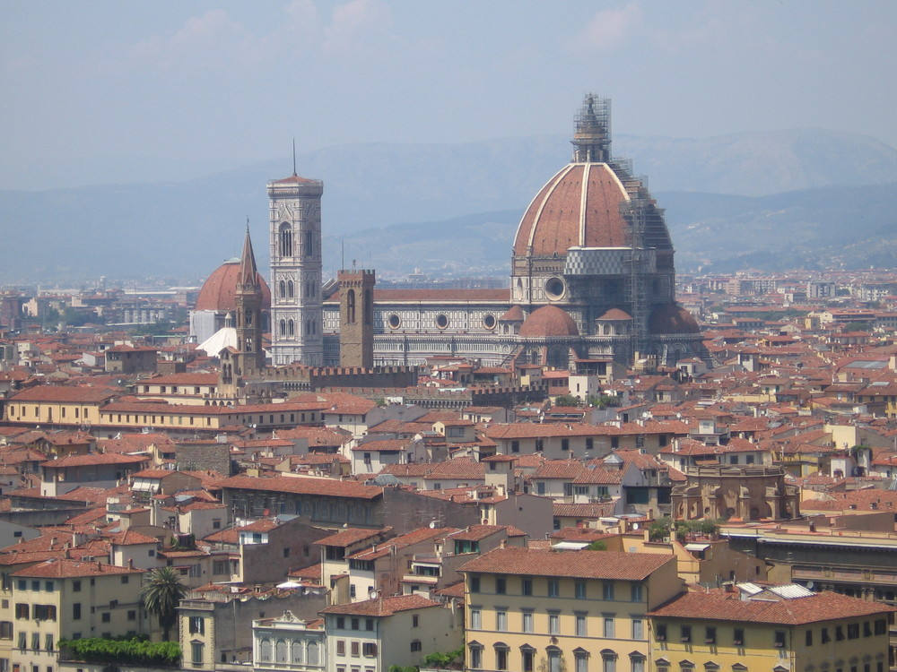 cycling in florance italy