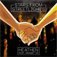 """What if we live for today. What if we stop searching for the only way"" - -Stars from Streetlights, ""Heathen"""