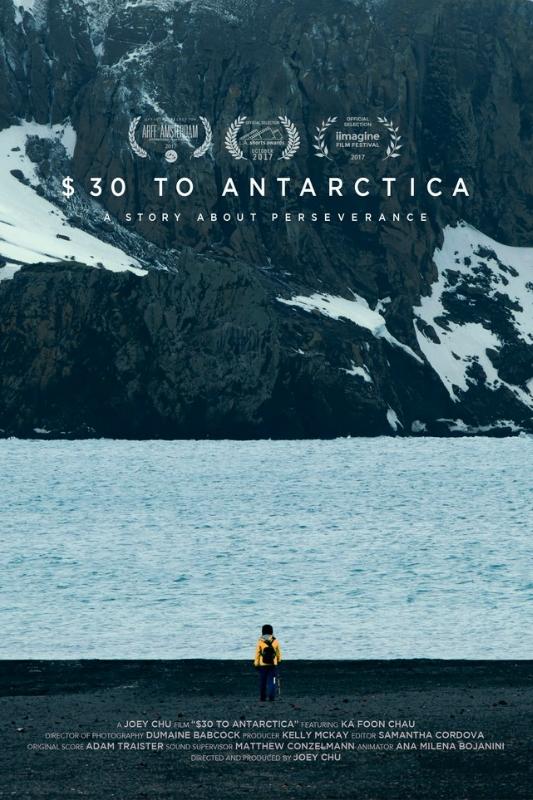 <b>$30 to Antarctica