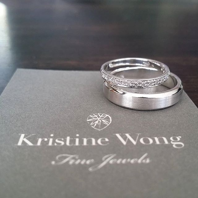 With the extended Jubilee Weekend coming right up, we're expecting multiple wedding celebrations across our tiny but very happy red dot!  #kristinewongfinejewels #kwfj #celebrates #sg50