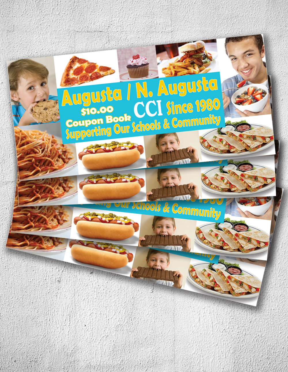 Augusta/N. Augusta Coupon Book
