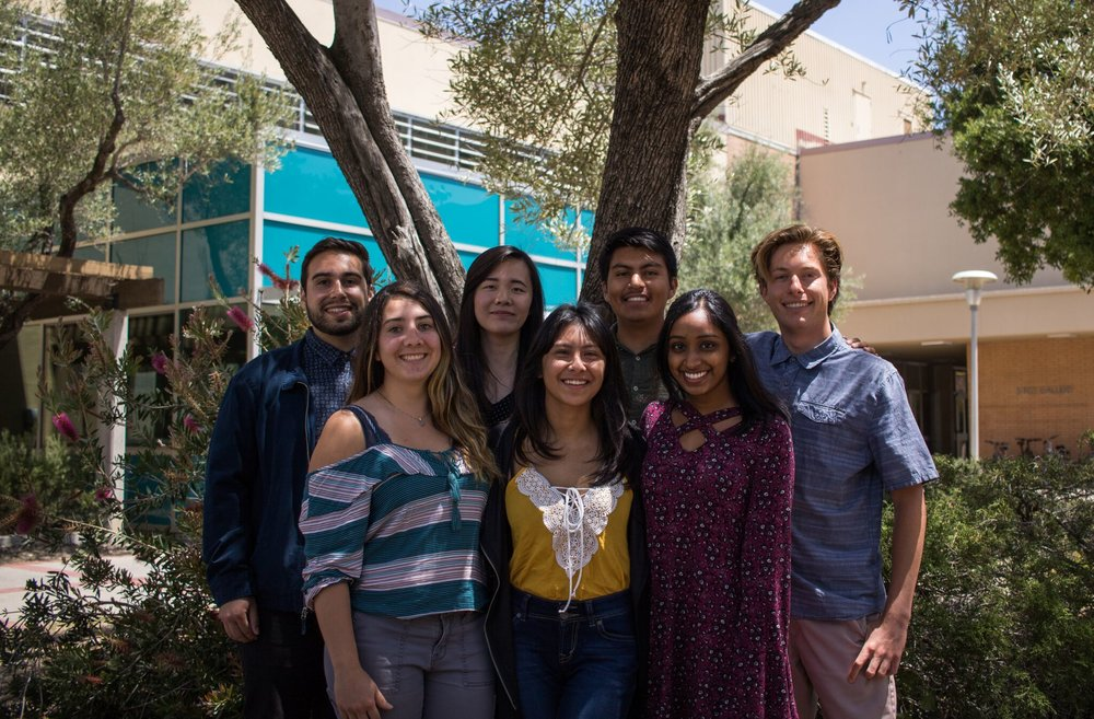 Meet the ASP Board - 2018-2019