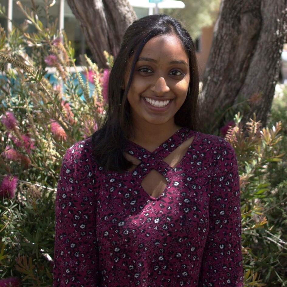 Ritu Muralidharan  Student &                       Faculty Rep