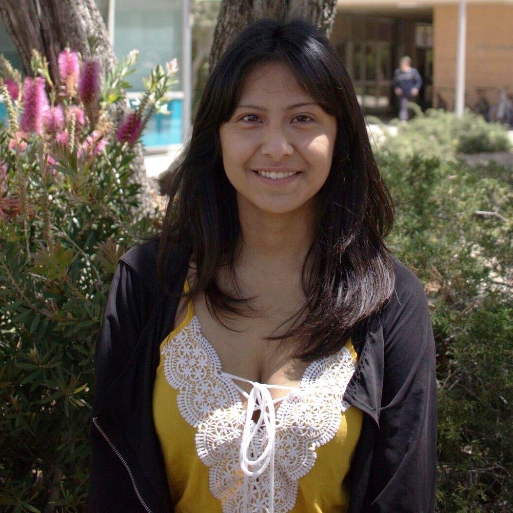 Clarissa Flores  Treasurer