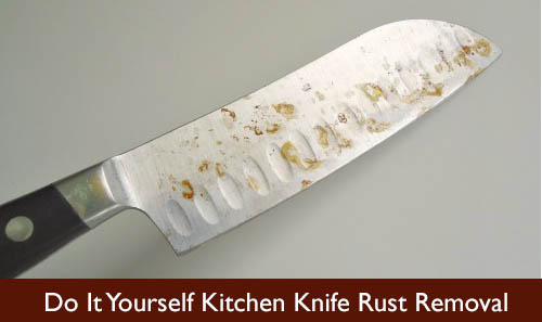 Do-It-Yourself-Kitchen-Knife-Rust-Removal