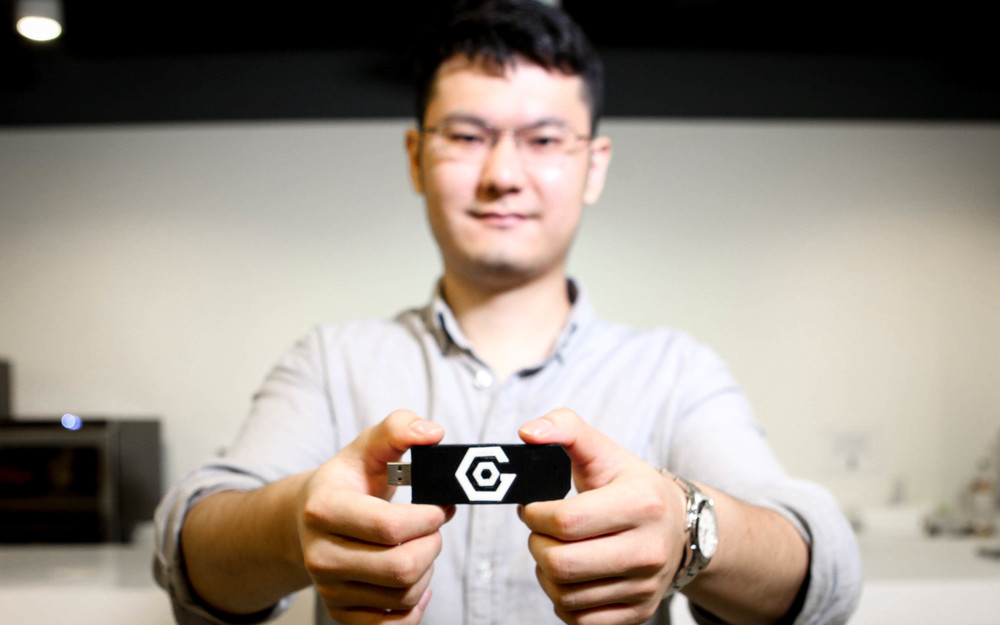 Bob Cao- Software Architect