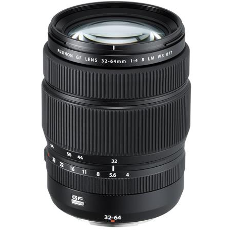 Fujifilm GF 32-64mm F/4 LM WR - This is my Medium Format Wide Angle lens. it is perfect for close quarter portraits to Landscapes.  Great all around lens.   This is the equivalent of a 26-51mm lens on a full frame camera.