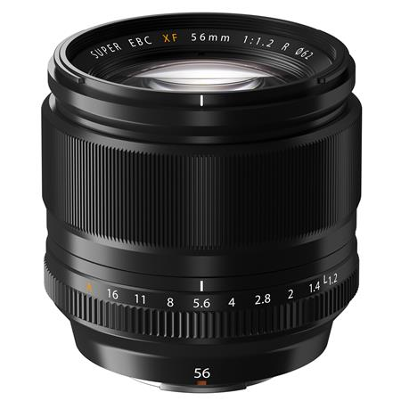 Fujifilm 56mm f 1.2 - Fantastic Portrait lens made specificaclly for the X-T2. On an APSC sensor this equates to an 85mm lens with an extremely large f1.2 aperture.