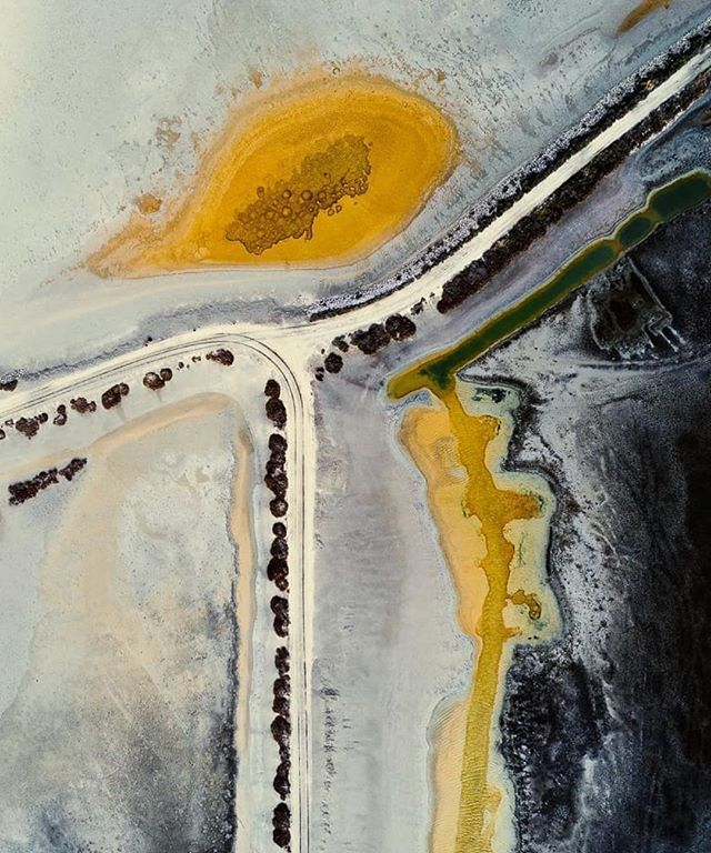 Aerials from The Salt Series by @tomhegen.de