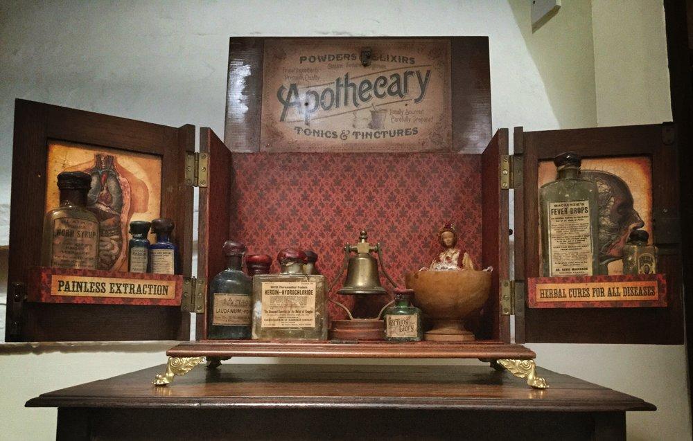 the box of astaroth the snake oil salesman killer edition dan baines