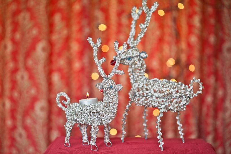 Reindeer Christmas Decorations Handmade