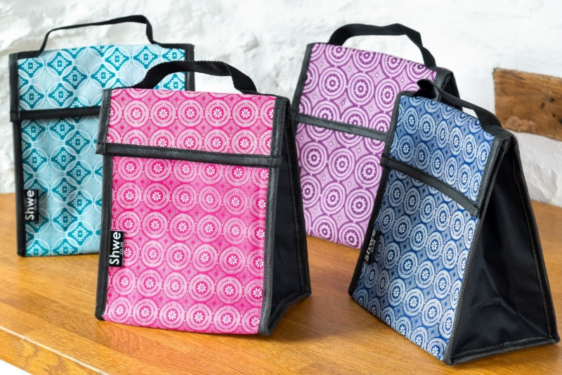 SHWE16 - Recycled Shwe Shwe lunchboxes