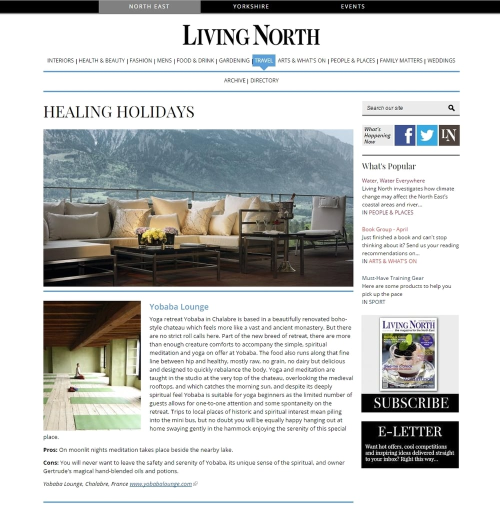 LivingNorthMagazineincludesYobabaLounge