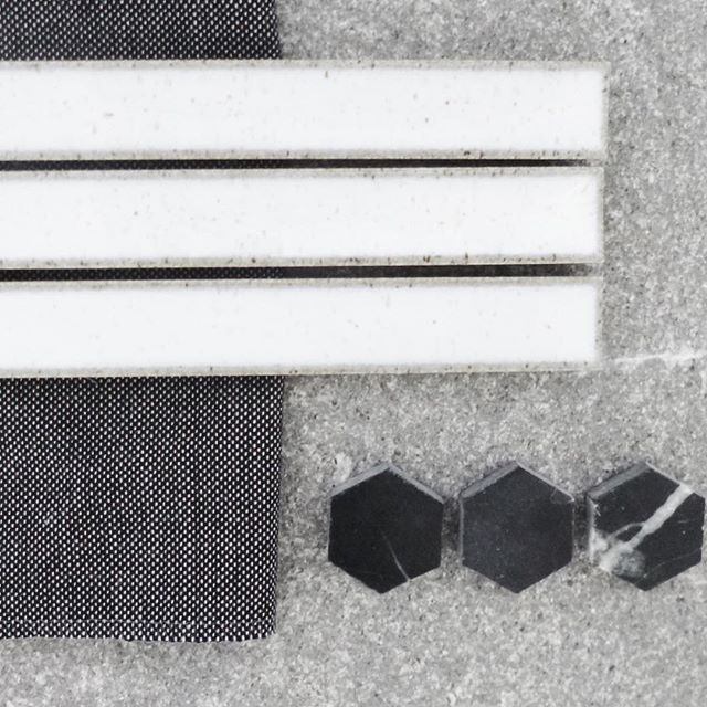 Looking at the best black and white & neutral palette for a project. It's always the natural finishes that win the fixed finishes selections!⠀⠀ .⠀⠀ #neutralpalette #interiorfinishes #naturalfinishes #tiles #linens #naturalstonefinishes #interiorarchitecture #interiordesign #finishespalettes #workinthestudio