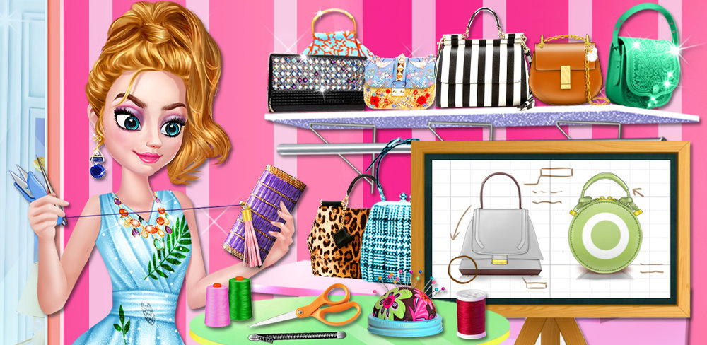 FASHION BOUTIQUE: BAG DESIGNER  You love shopping for and owning all of the newest bags. Plus, you follow all of the handbag fashion trends. Think you want to try your hand at design?