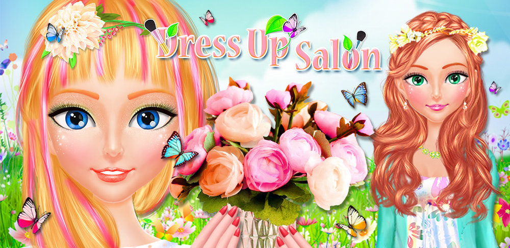 NATURE PRINCESS MAKEOVER SALON  Spring is near & it's time to get nature friendly!!! Natural make up is the most beautiful make up. Come look healthy and fresh for spring!