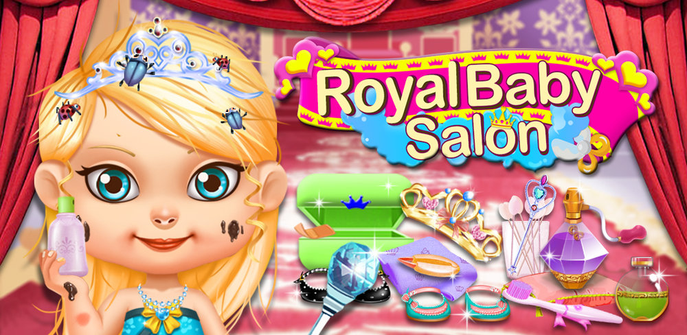 ROYAL CORONATION MAKEUP SALON  Well now, it looks like the princesses and princes are in a bit of an emergency situation, and only you can help rescue them!