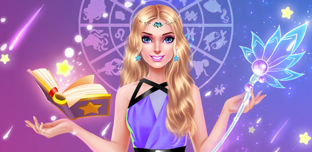 STAR LIGHT GIRL - ZODIAC PARTY  Do you love finding new beauty looks? Love finding how your horoscope can translate into fashion and makeup styles? Then this app is just right for you!