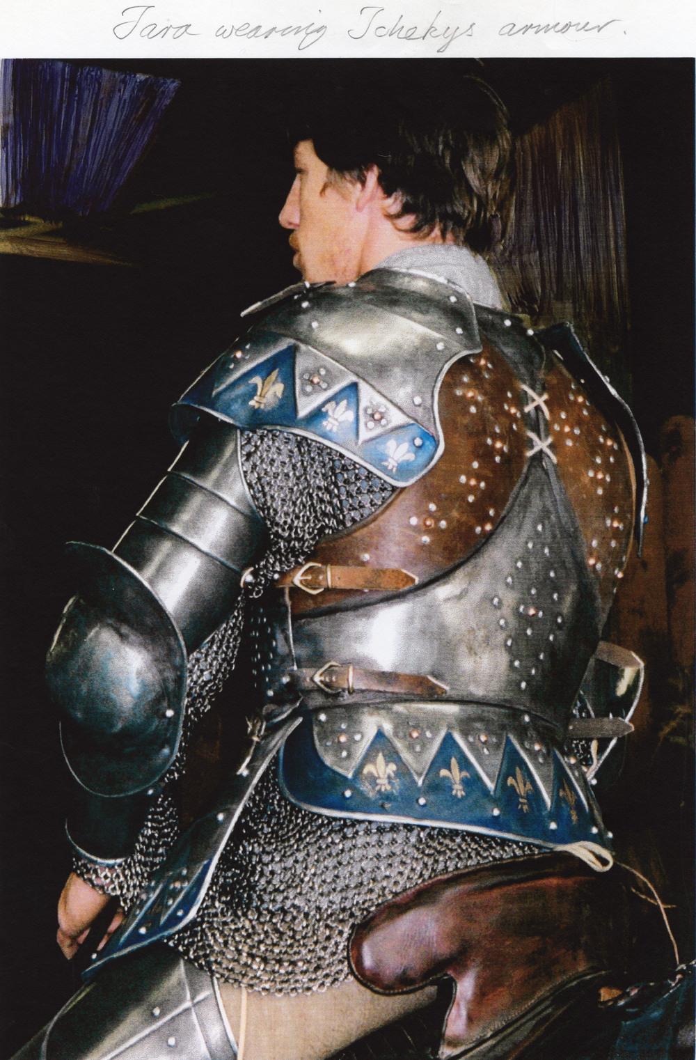 Dunois Armour