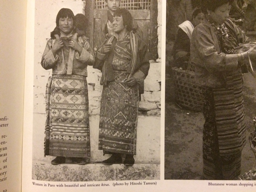 The Bhutanese kira