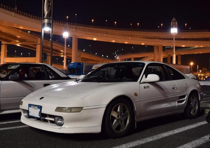 MR2 - TOYOTA 1996