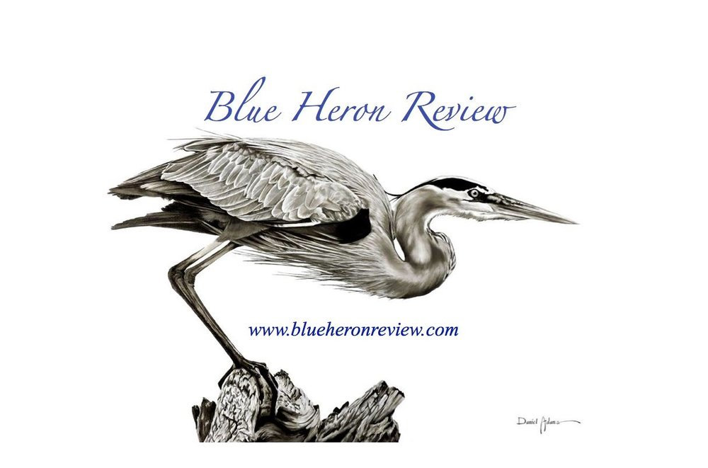 Founding Editor, BLUE HERON REVIEW | Image courtesy of Daniel Adams