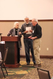 Saturday AM: Triad Prize - Ed Block, 1st H.M. Memorial New Poet