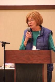 Saturday AM: Triad Awards - Marilyn Zelke Windau, 1st Place Memorial New Poet