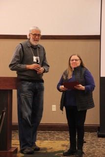 Saturday AM: Triad Awards - Martha Kaplan, 3rd Place Poet's Choice