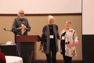 Saturday AM: Triad Prize - Sandra Lindow, 1st Place Themed (Small Talk)