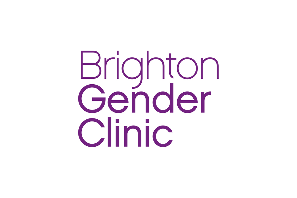 Brighton Gender Clinic  Branding, stationery, website and folders for the gender clinic commissioned by Nuffield Health.