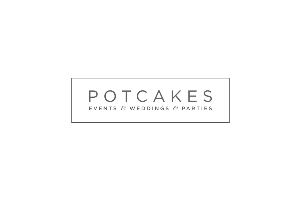 Potcakes  Branding, stationery and advertising for luxury event, wedding and party specialists.