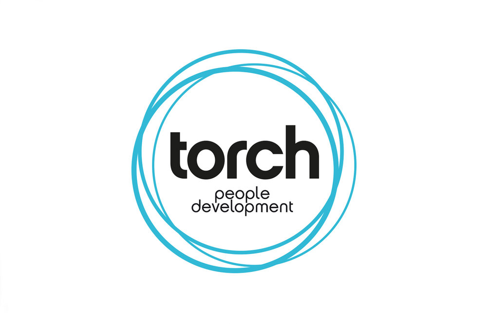 Torch  Branding for a people development and HR consultancy, giving individuals guidance, enhancing and lighting their career pathways.