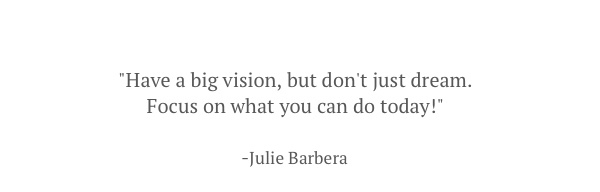 Have a big vision, but don't just dream.jpg
