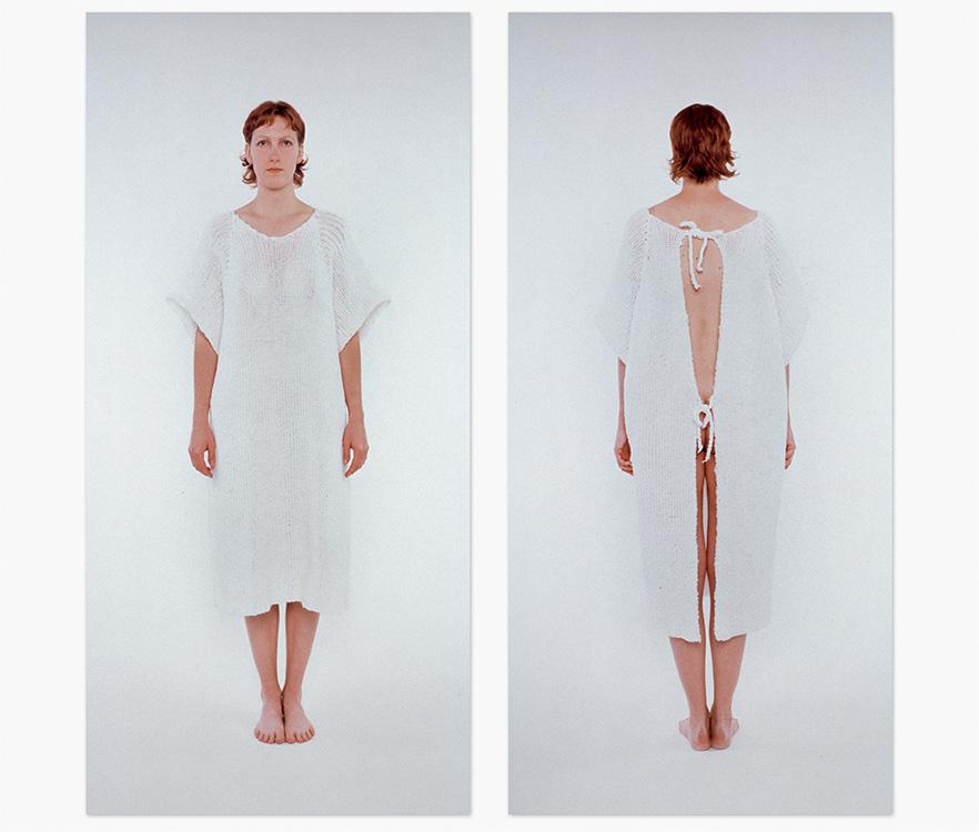 Exam Gown — Laura Splan