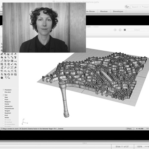 Digital Fabrication Residency Livestreamed Speaker Series, 2015