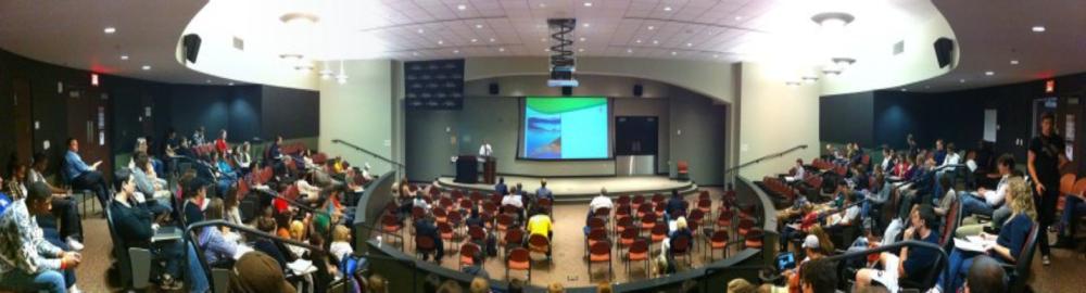 Carlton's Lecture