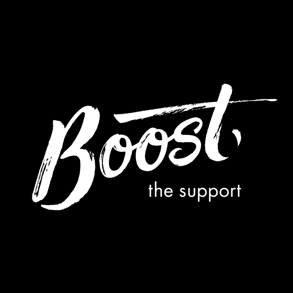 BOOST THE SUPPORT