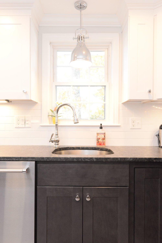 Kohler Artifacts Faucet ,  Kitchen Aid Dishwasher