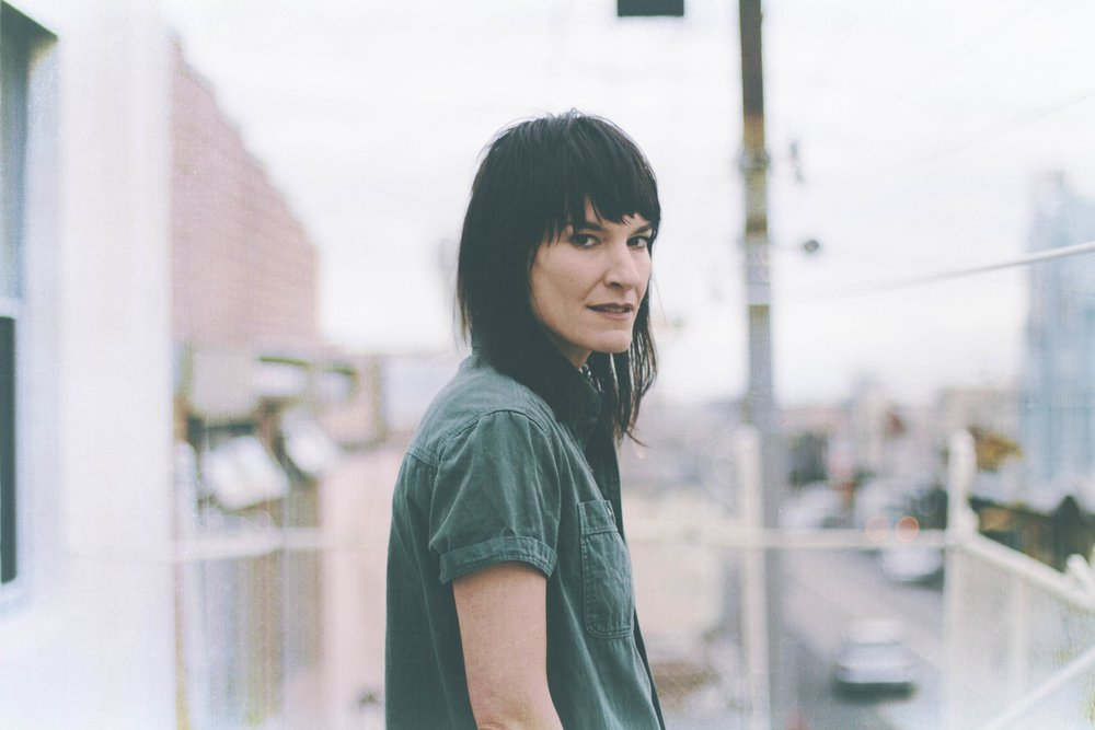 JEN CLOHER - Jen Cloher comes to By The Sea's Draft House stage fresh off the release of her self-titled LP, an album playing it fearlessly close to the bone, with raw, unflinching dissections of her life, love, and home of Australia.